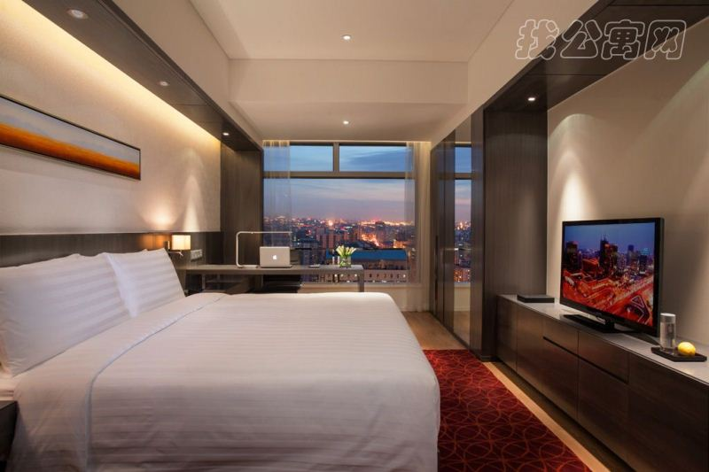 金隅环茂国际公寓室内实景图