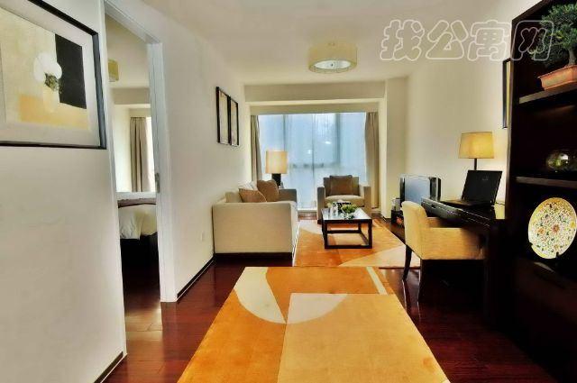 橡树公馆酒店公寓-豪华一居室