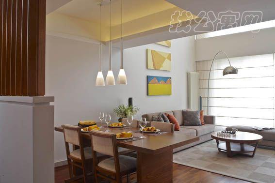 逸兰新城国际酒店式公寓Loft 1