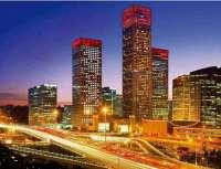 银泰中心(柏悦居/府)公寓外观图