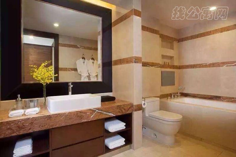 北京国贸雅诗阁服务式公寓实景图