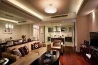北京财富中心千禧公寓