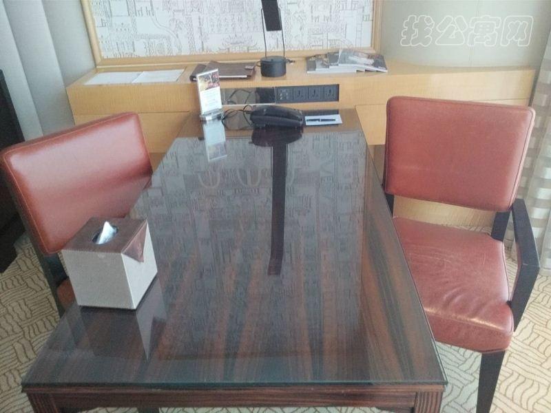 北京金融街丽思卡尔顿酒店内部实景图