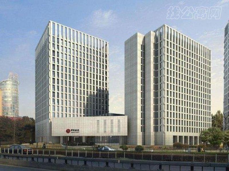 亚太大厦酒店式公寓外观图