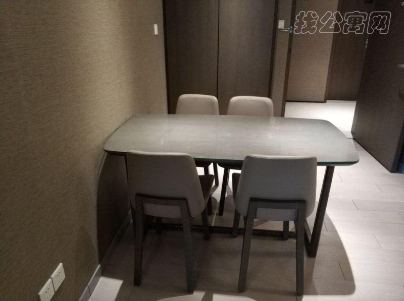 国贸世纪酒店式公寓餐厅