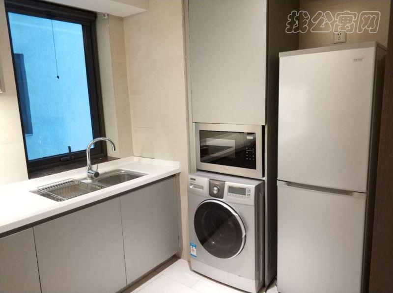 国贸世纪酒店式公寓厨房