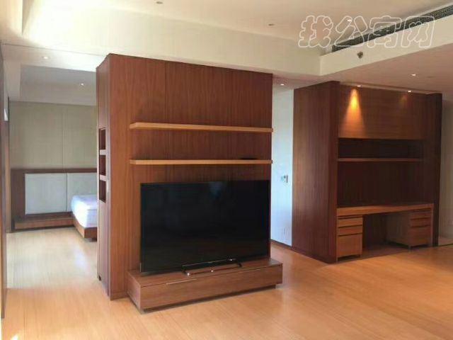 银泰中心(柏悦居/府)公寓电视墙
