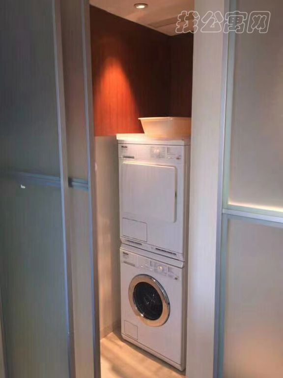 银泰中心(柏悦居/府)公寓洗衣机