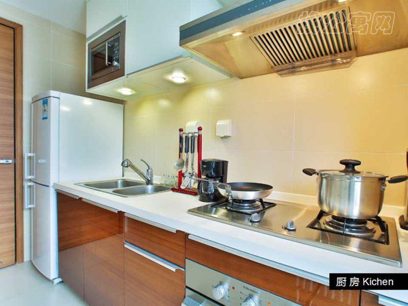 麒麟外交公寓厨房