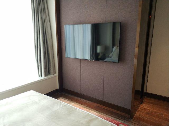 佳兆业铂域行政公寓卧室