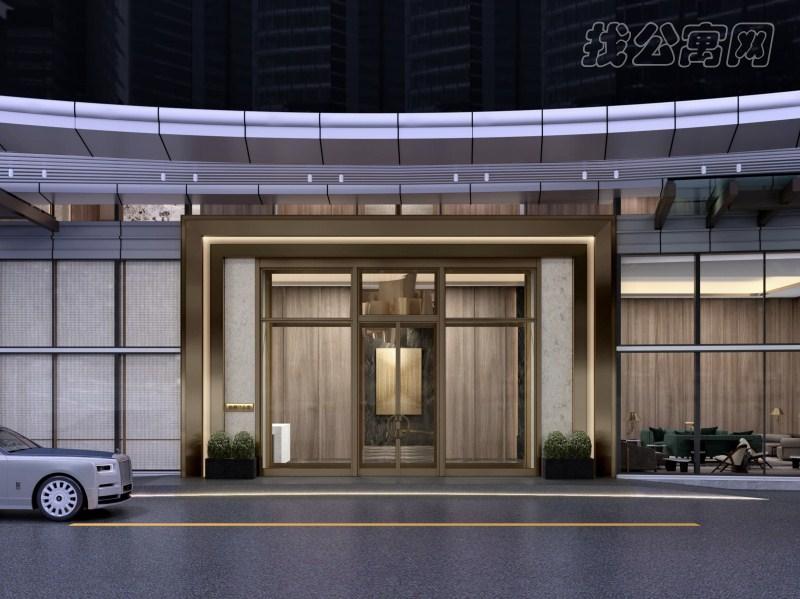 辉盛阁国际公寓室内实景图