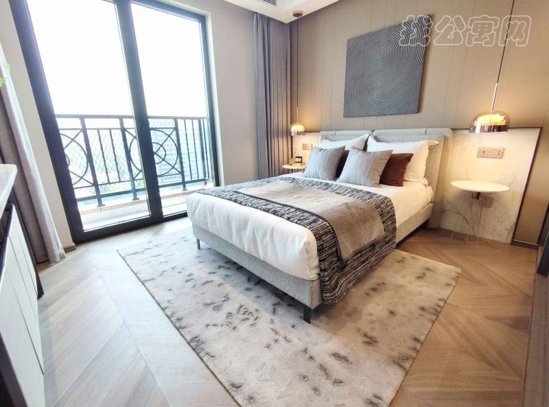 丽苑公寓三居室客厅