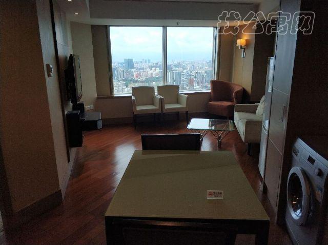 京广中心酒店式公寓实景图