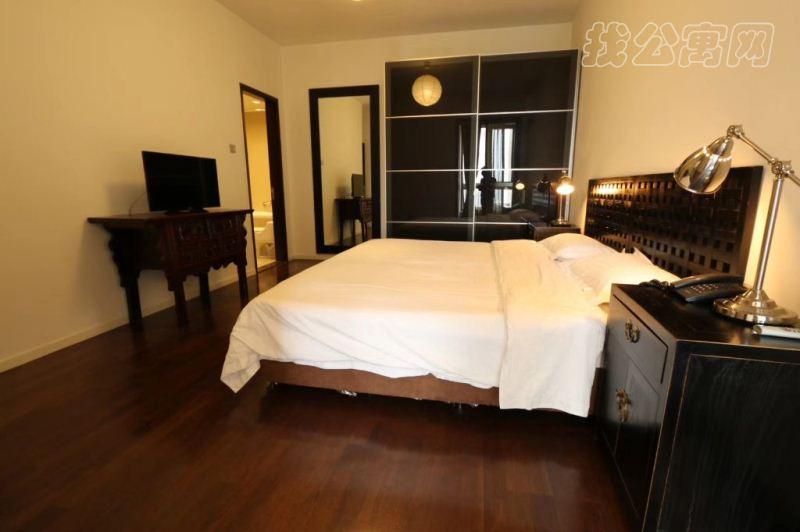世桥国贸酒店式公寓室内实景图