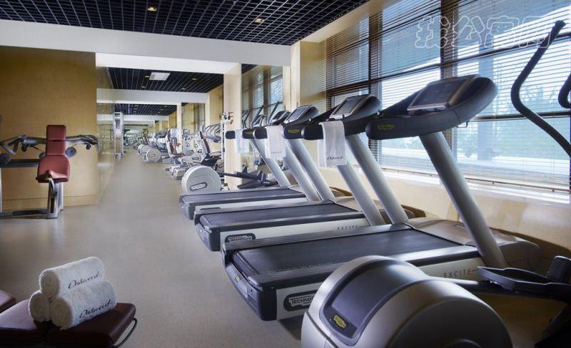 北京绿城奥克伍德华庭公寓健身中心