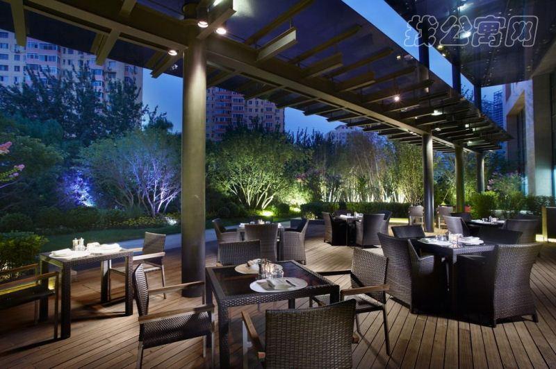 北京绿城奥克伍德华庭公寓配套设施私人花园