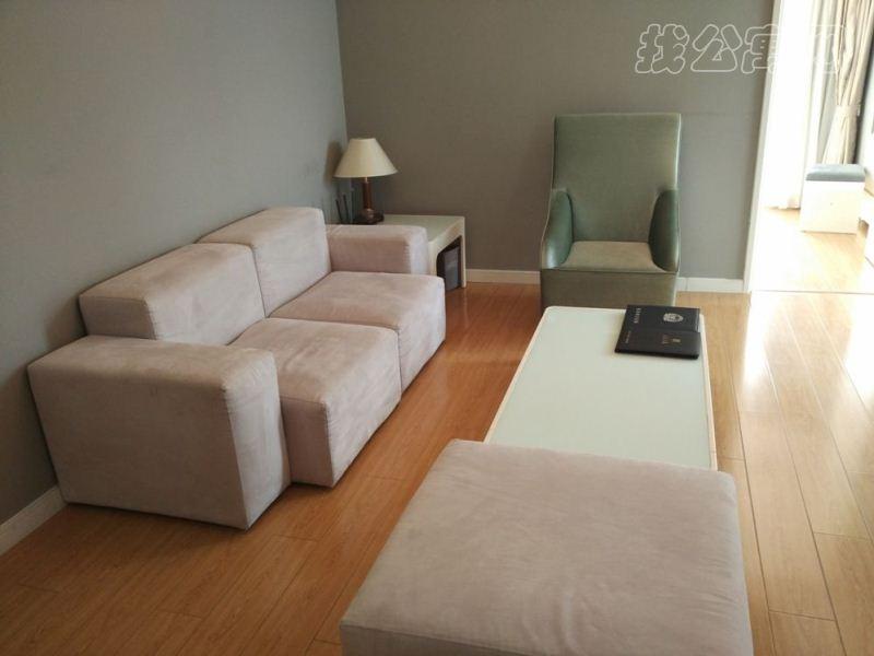 亚太大厦酒店式公寓室内实景图