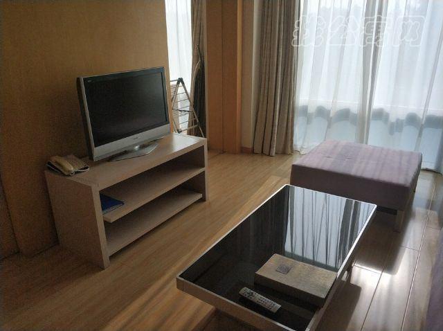 北京华熙(皇石)国际公寓内部实景图