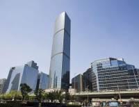 京广中心酒店式公寓外观图