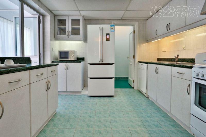 丽都酒店式公寓厨房