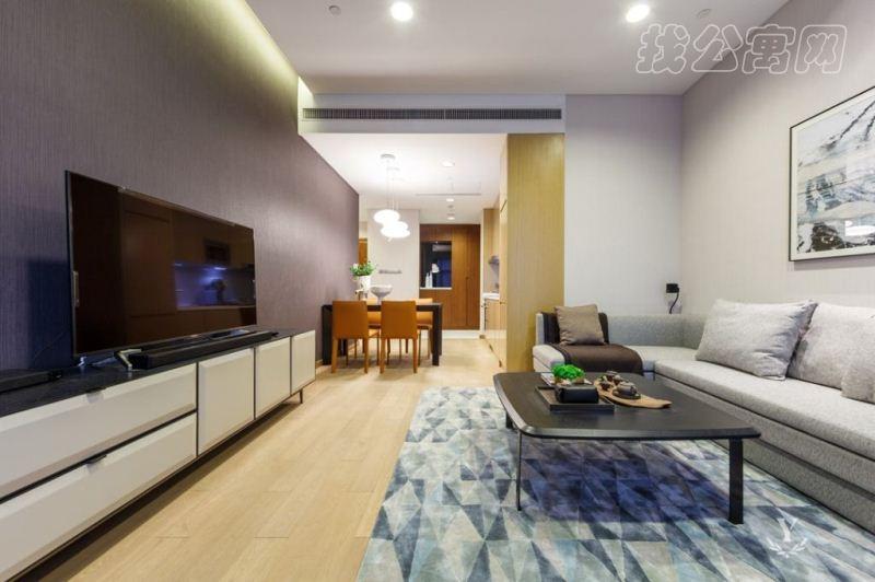 有巢公邸酒店式公寓起居室