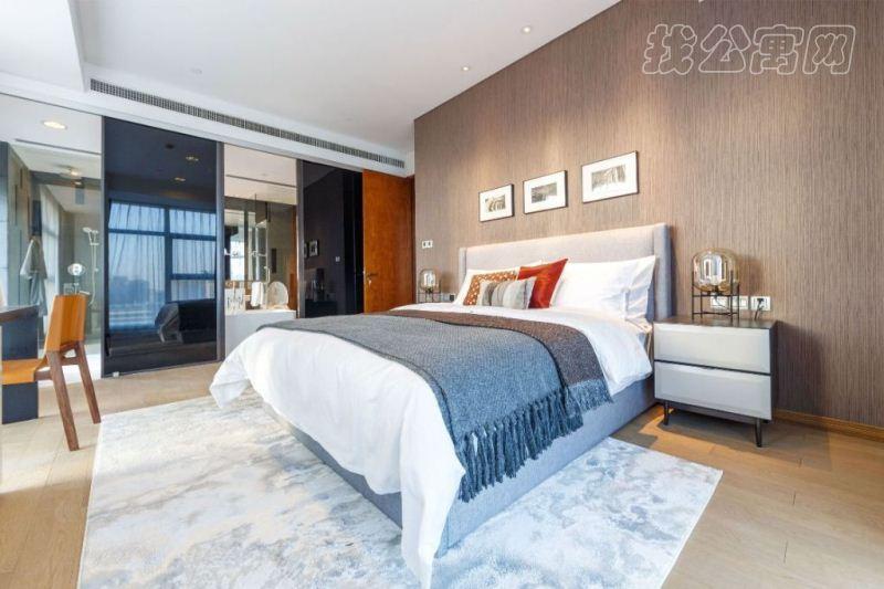 有巢公邸酒店式公寓卧室