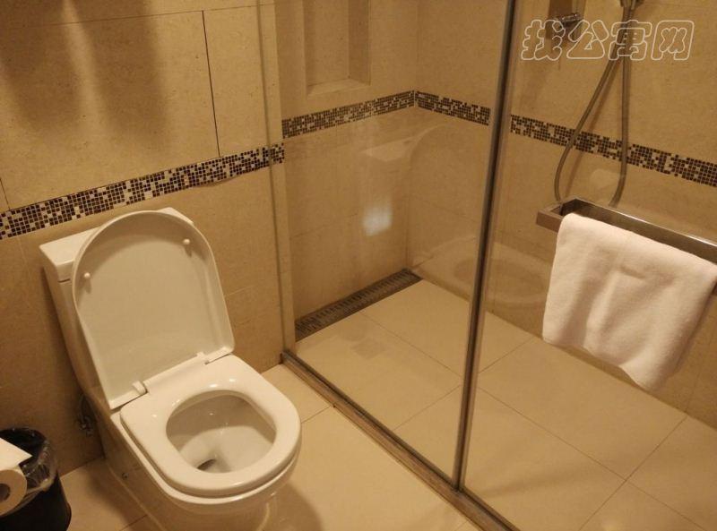 世茂工三公寓浴室