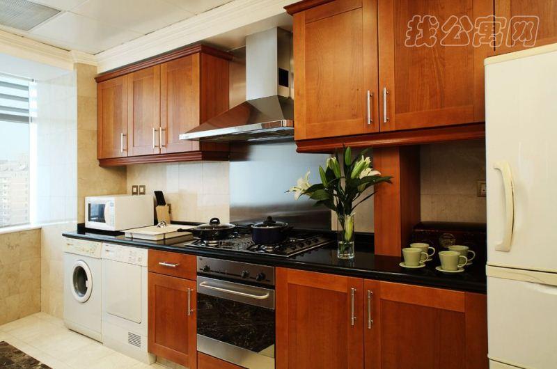 瑞吉公寓厨房