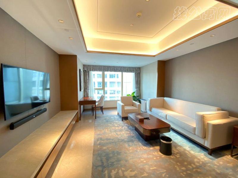 北京佳兆业铂域行政公寓内部实景图