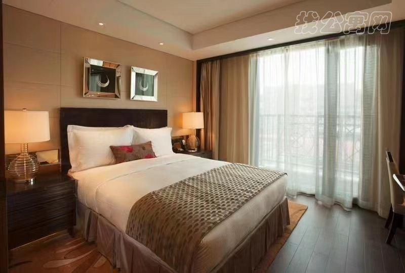 国贸酒店式公寓内部实景图