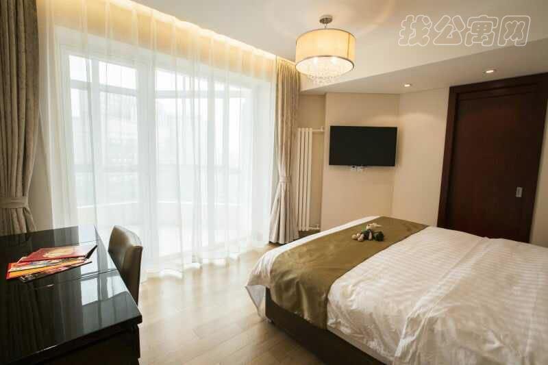 北京光耀酒店公寓实景图